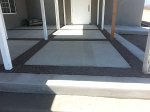 Decorative Concrete in Sedona Arizona